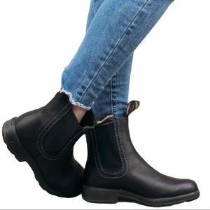 Blundstone Boots Black Booties Chelsea